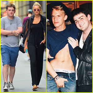 Model gigi hadid grabs lunch with cody simpsons super fan gigi model gigi hadid grabs lunch with cody simpsons super fan m4hsunfo