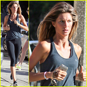 Gisele Bundchen Once Again Tops Forbes' List of Highest