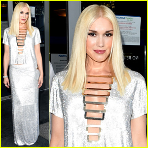 Gwen Stefani Shines on the Red Carpet at Emmys 2014!