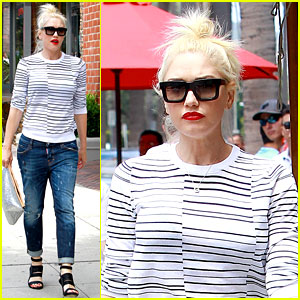 Gwen Stefani Will Film 'The Voice' Battle Rounds This Week