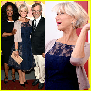 Helen Mirren's Hair Flip Proves She's the Sassiest Dame Ever!