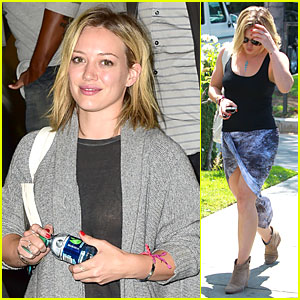 Listen Up! Hilary Duff's Next Single Will Be 'All About You'