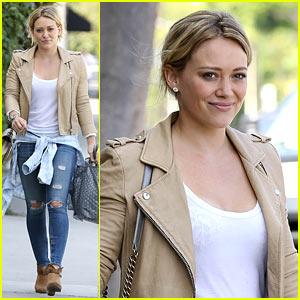 Hilary Duff Stars in New March of Dimes PSA - Watch Now!