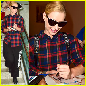 Iggy Azalea is So Thankful for the Support of Her Fans!