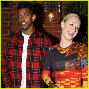 Iggy Azalea & Nick Young Have a Dinner Date After Her Hilarious Interview with James Franco! (Video)