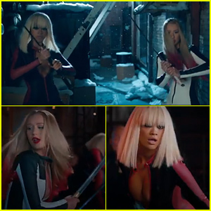 Iggy Azalea & Rita Ora Get Major Revenge in 'Black Widow' Music Video - Watch Now!