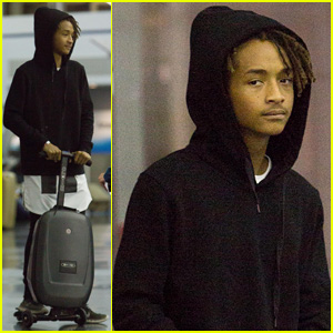 Jaden Smith Says 'Jake Gyllenhaal is a Genius'