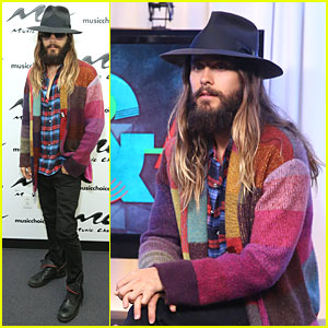 Jared Leto & Thirty Seconds to Mars' 'Do or Die' Is Top 20 Alternative Song!