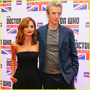 Karen Gillan Gave Jenna Coleman Advice on 'Doctor Who' Companion Role