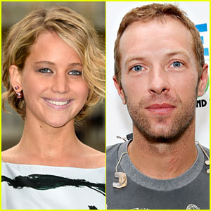 Jennifer Lawrence & Chris Martin Repo