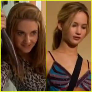 Jennifer Lawrence & Alison Brie Star in a Silly Teen Parody Pilot From 2007 - Watch Now!