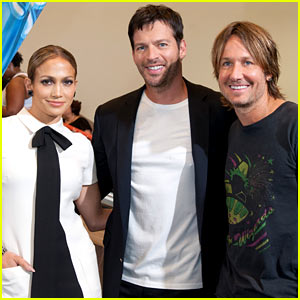 Jennifer Lopez & 'American Idol' Judges Head to New Orleans for Auditions!