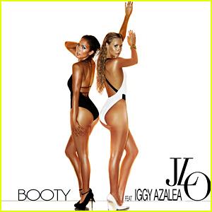 Jennifer Lopez's 'Booty' Remix Feat. Iggy Azalea - Listen Now!