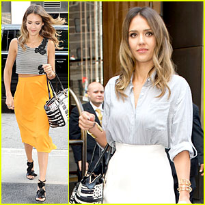 Jessica Alba Has Ownership Over Hot Body & Is Confident In Her Sexuality
