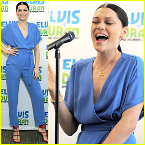 Jessie J Sings 'Bang Bang' Acoustic Version & It's So Fierce!