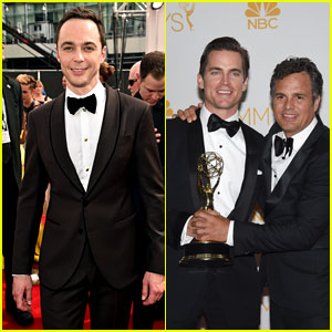 Big Bang's Jim Parsons Wins His Fourth Emmy in Five Years!
