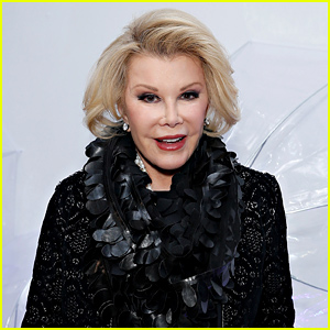 Hospital Releases Statement After Joan Rivers' Health Scare