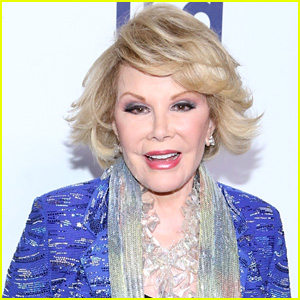 Joan Rivers is Reporte