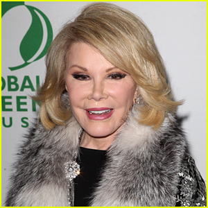 Joan Rivers Rushed to the Hospital After She Stopped Breathing During a Procedure