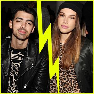 Joe Jonas & Blanda Eggenschwiler Split After 20 Months of Dating