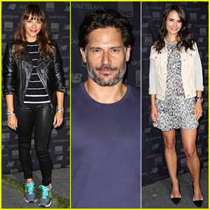 Joe Manganiello Practices His 'Magic Mike 2' Dance Moves on Girlfriend Sofia Vergara!