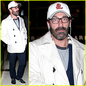 Jon Hamm Comments on the State of St. Louis: I Hope Everyone Pulls Together For the Community
