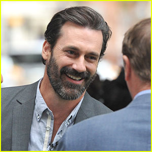 Jon Hamm Hopes Justice Will Be Carried Out in Ferguson