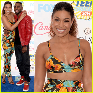 Jordin Sparks & Jason Derulo Look So In Love at the Teen Choice Awards 2014