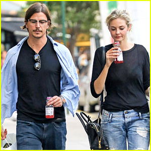 Josh Hartnett & Tamsin Egerton Have a Date Night in the City!