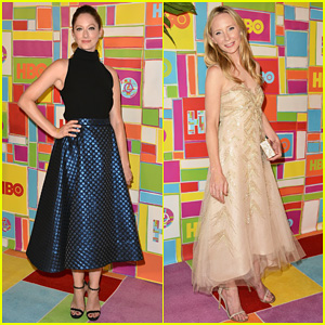 Judy Greer & Anne Heche Put On Their Best for HBO's Emmys 2014 After Party