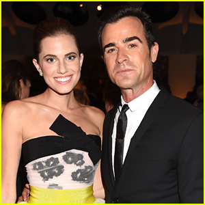 Justin Theroux Hits HBO's Emmys 2014 After Party Without Fiancee Jennifer Aniston
