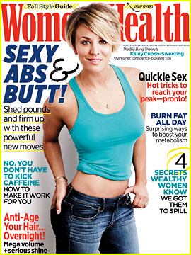 Kaley Cuoco: 'I Will Take Any Role Anyone Will Hire Me On'