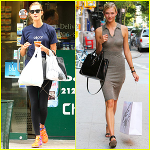 Karlie Kloss Just Turned BFF Taylor Swift's Favorite Age - 22!