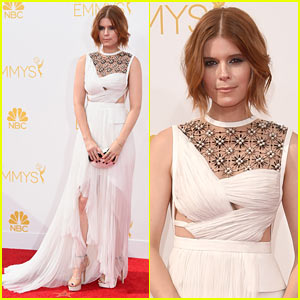 House of Cards' Kate Mara Is Pure Class at Emmys 2014