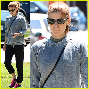 Kate Mara is Afraid of the Dark & Dentists, Just Like Harry Styles!
