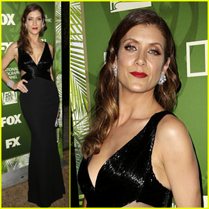 Kate Walsh Stuns in Black at Fox's Emmy After-Party!