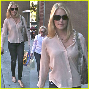 Katherine Heigl & Mom Nancy Shop Till They Drop in Beverly Hills