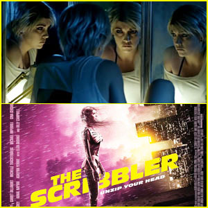 Katie Cassidy Shows Off Her Dark Side in 'The Scribbler' Trailer - Watch it Here!