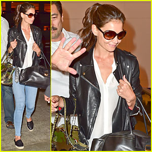Katie Holmes Embraces Body, Would Consider Going Topless In Films