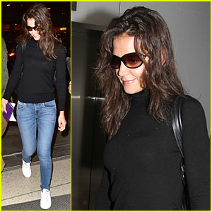 Katie Holmes' 'Giver' Triggers Memories From Her Childhood
