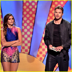 Kellan Lutz Doesn't Want to Be Part of a Nina Dobrev Rumor!