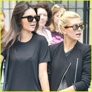 Kendall Jenner Officially Drops The Jenner For Modeling Jobs
