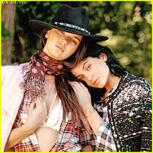 Kendall Jenner Says Sister Kylie Is 'The Messiest Person Ever'