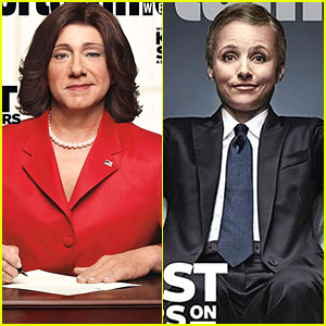 Kevin Spacey & Julia Louis-Dreyfus Dress in Drag as Each Other's 'House of Cards' & 'Veep' Characters!