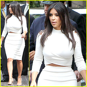Kim Kardashian Gets to Showcase Acting Skills on '2 Broke Girls'!