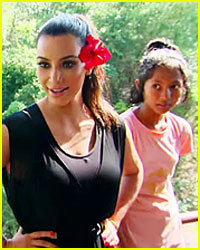 Kim Kardashian Wanted to Adopt a Girl at Thailand Orphanage