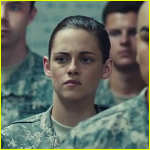 Kristen Stewart Joins the Military & Befriends a Detainee in 'Camp X-Ray' Trailer - Watch Now