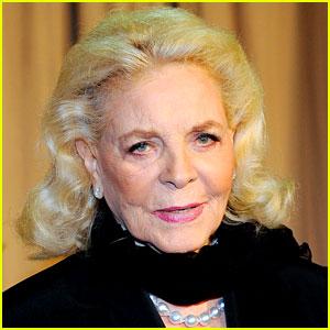 Lauren Bacall Dead - Legendary Actress Dies at 89