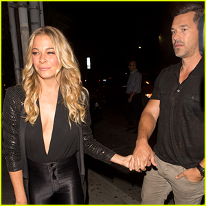 LeAnn Rimes & Eddie Cibrian Play the Newlywed Game - Watch Now!