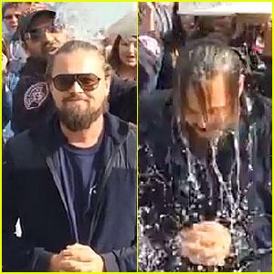 Leonardo DiCaprio Accepts Ice Bucket Challenge, Donates $100k!